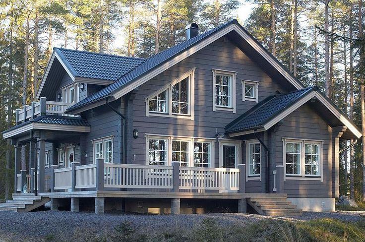 Kuusamo LOGsystem - Kuusamo Log Houses