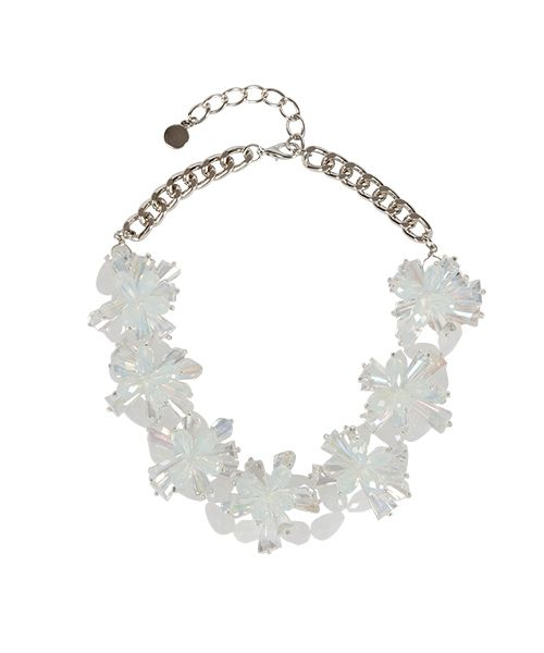 Trendy necklace from our #Hallhuber store.