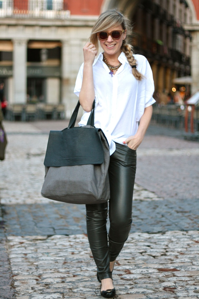 25 best How to Wear a White Button-Down Shirt images on Pinterest ...