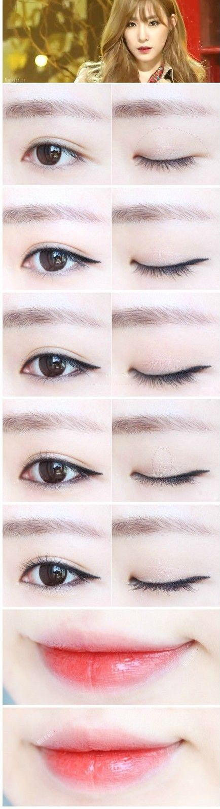 Doll-Like Makeup