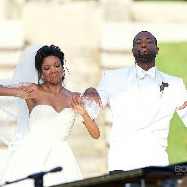 Gabrielle Union and Dwayne Wade wedding video - trailer