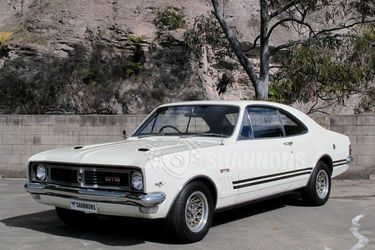 Holden HT Monaro GTS 350 Bathurst White V8 sedan 350cid 4-Speed Manual 350M18694T0402 HT22001SS Black Vinyl Steel disc Discs/Drums This was my husbands car, he still has the original book with engine pin number. 25 yrs later he found it, So committed in finding her, but can't afford her. not happy lol