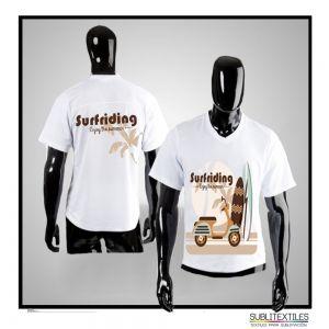 Camiseta Dry Fit para Caballero