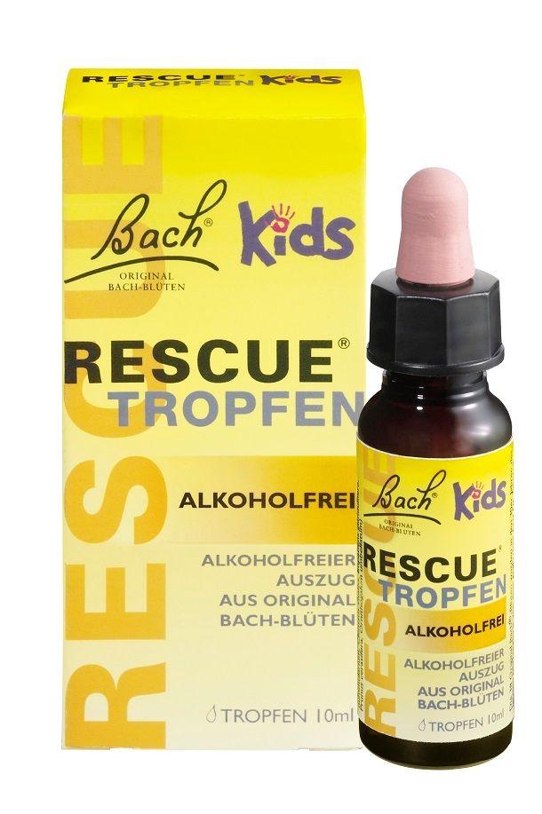Obrázek z Bachovy Rescue Kids kapky pro děti 10 ml