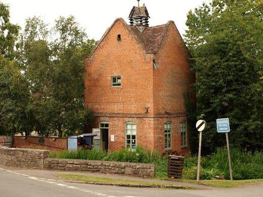 Eardisland Community Shop, Herefordshire.