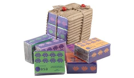 Rasa Herbal Soap Gift Pack - Hand made, Fair Trade - $23.50