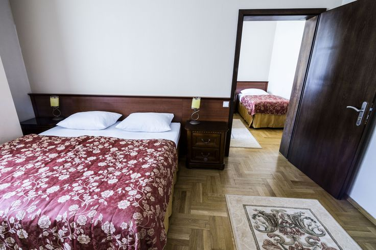 Pokój z łożem małżeńskim w naszym hotelu <3  #rooms #hoteklimek #hotelklimekspa #hotelklimek #relax #muszyna #mountains #travel