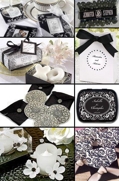 Damask Wedding Favors Elegant Romantic Chic And Classic Favorcouturetheaspenshops