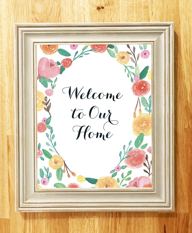 122 Cheap Easy And Simple Diy Rustic Home Decor Ideas 46: Best 25+ Welcome Home Signs Ideas On Pinterest
