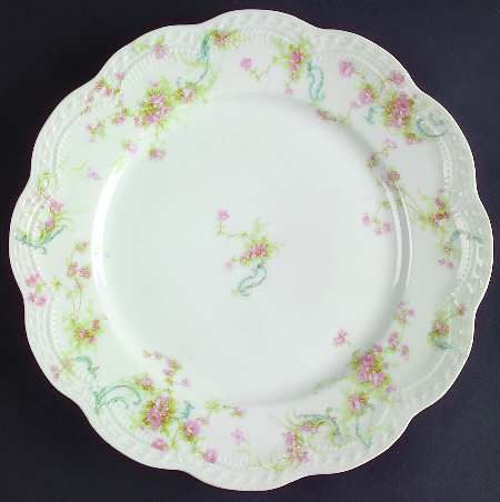 The Princess by Haviland Luncheon Plate @ Replacements