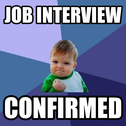 Funny Meme Job : Best images about funny interview job on pinterest