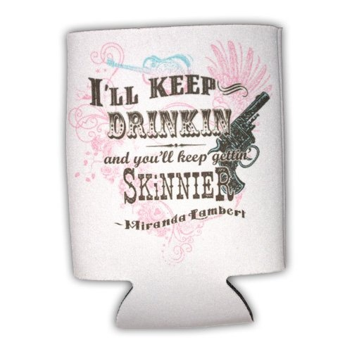 i want this koozie for my soda! lol since i quit drinking.... :(