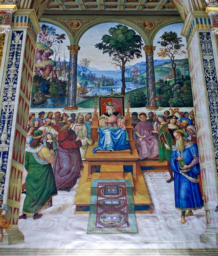 La Libreria Piccolmini del Pinturicchio nel Duomo di Siena
