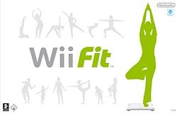 Wii Fit- has several very fun games to compete with friends on