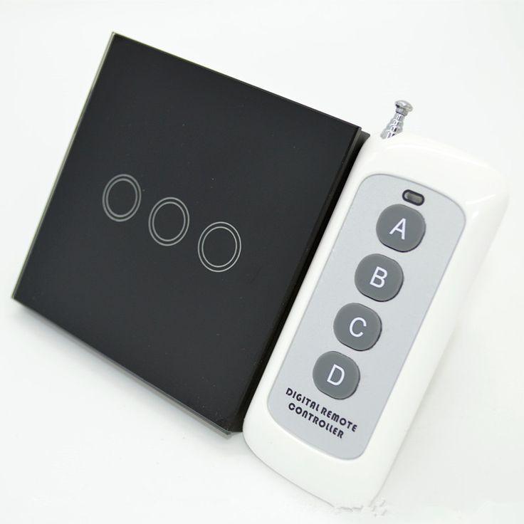 $22.59 (Buy here: https://alitems.com/g/1e8d114494ebda23ff8b16525dc3e8/?i=5&ulp=https%3A%2F%2Fwww.aliexpress.com%2Fitem%2FXIND-ELE-wireless-remote-control-light-switches-3-gang-wall-glass-touch-switch-XDTH03B-BLR-4%2F32722845301.html ) XIND ELE wireless remote control light switches 3 gang wall glass touch switch #XDTH03B+BLR-4# for just $22.59