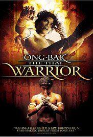 Ong-Bak - Nato per combattere Poster