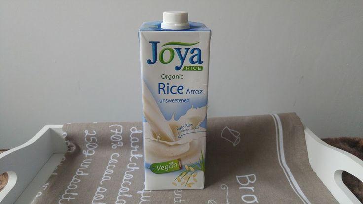 Bio napój ryżowy UHT Joya Rice