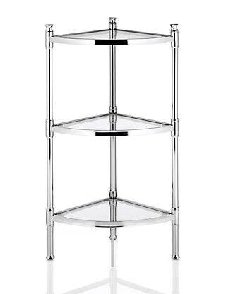 Richmond bathroom stand - comes as rectangular version as well