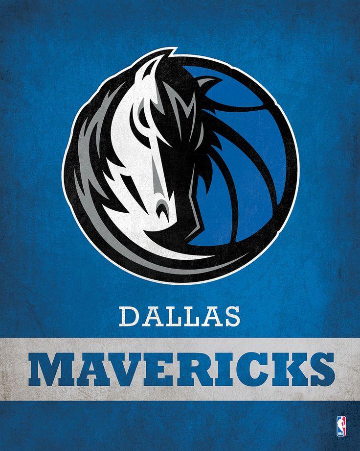 Dallas Mavericks Logo $24.99