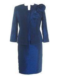 KASPER Marthas Vineyard 3pc Jacket/Skirt/Cami Suit