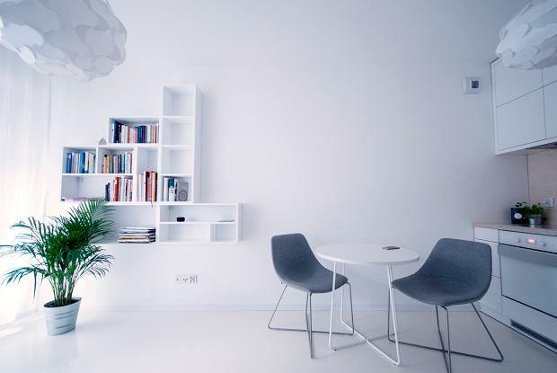 Zdjęcie numer 4 w galerii - Minimalistyczne mieszkanie dla singla