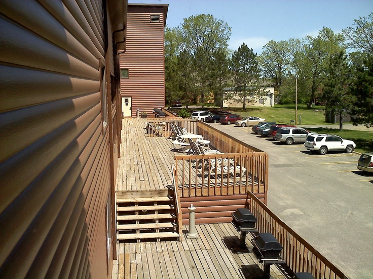 Breezy Point Timeshare Resort facilities - (Highland village) 2011