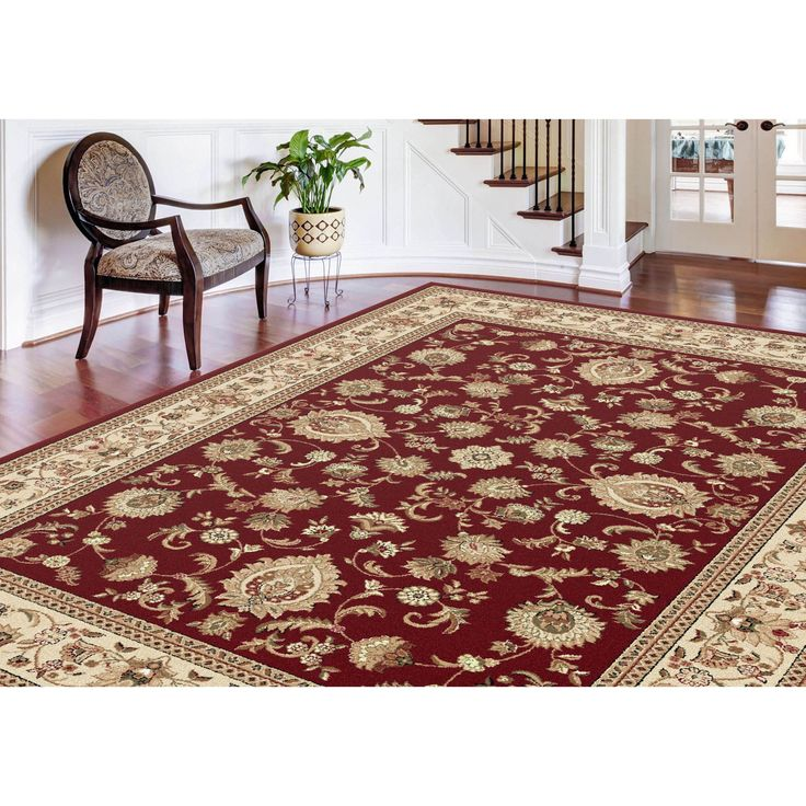Alise Soho Traditional Area Rug