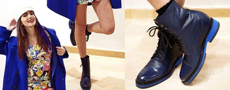 """Les bottes à semelle compensée """"Oslo"""" GuidoMaggi pour Femme, pour gagner 6, 7, 8 ou 10 cm en gardant le style. http://www.chaussuresrehaussantes.fr/femmes/oslo-w-detail"""