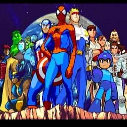 *surfer dude voice* MAJOR THROWBACK DUDE!!! -ayyyyeeee JAYYYY - - - #spiderman #marvelvscapcom #wii #dreamcast #wolverine #streetfighter  #halo #art #megaman #ps2  #mortalkombat #xmen #ps1 #ps3 #eshop #3ds #wiiu #ds #gba #gameboy #1vs1  #nes #nintendo #videogames #gaming #retro #classic  #ryu #avengers #capcom