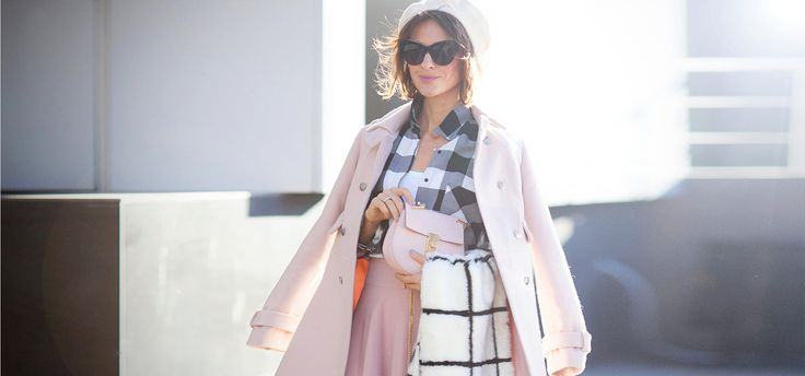 Mixing Prints like a pro | Feminine Fall Outfit Ideas |