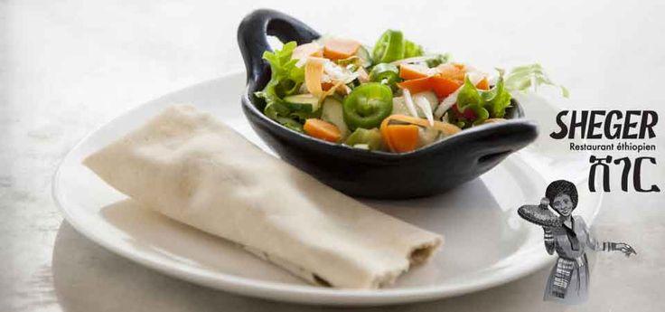 Le Restaurant Sheger, cuisine éthiopienne à Paris, est le lieu de découverte de la cuisine éthiopienne, une cuisine gustative et conviviale. Venez vite!