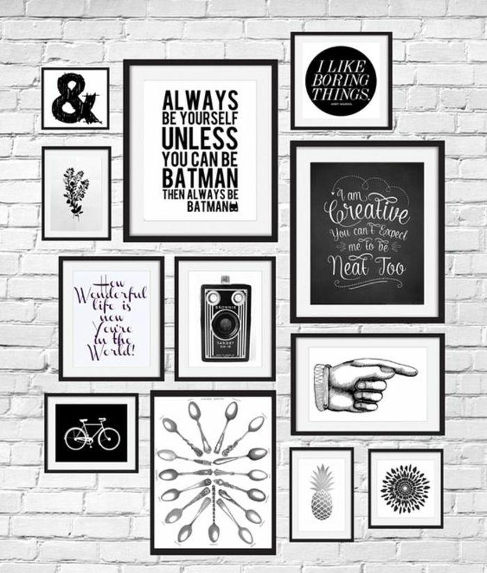the 25+ best cadre photo noir ideas on pinterest | cadre photo