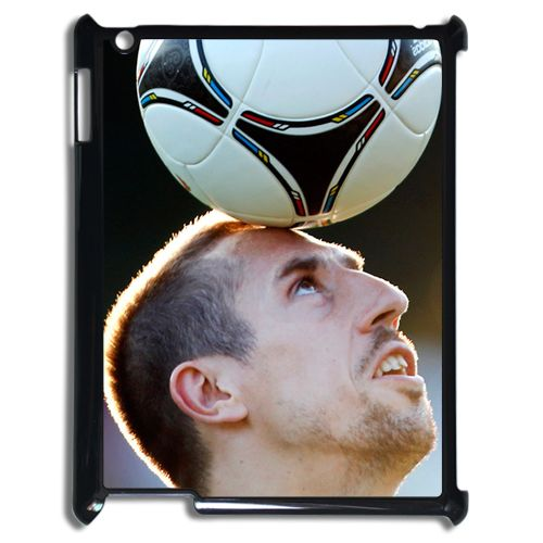 Franck Ribery French International Footballer Case for iPad 2/3/4