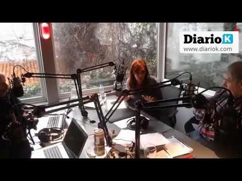 Cristina con Victor Hugo Morales en AM 750 - Entrevista Completa - YouTube