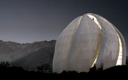 Architetture. Il tempio Bahà'i a Santiago del Cile