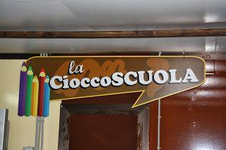 La Cioccoscuola del Museo del cioccolato Antica Norba - LATINA - ITALIA