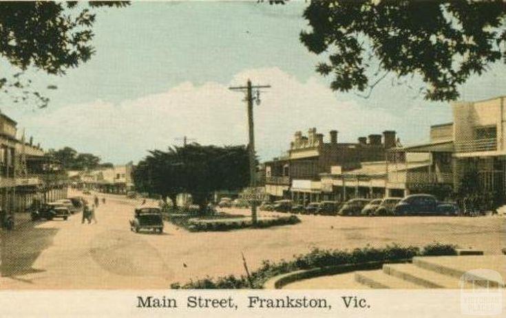 Main Street, Frankston