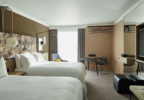 London Marriott Hotel Regents Park NW3 Double Double