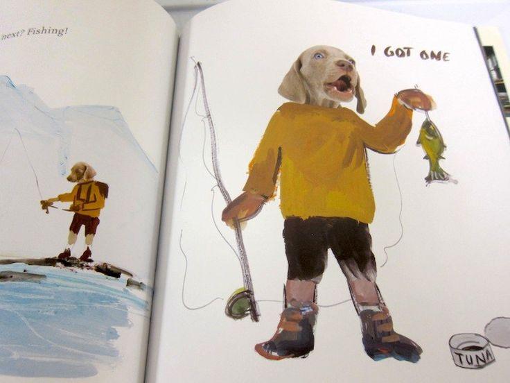 William Wegman childrens book