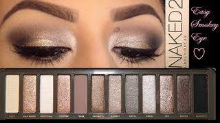 5 Must-Watch Naked 2 Palette Tutorials