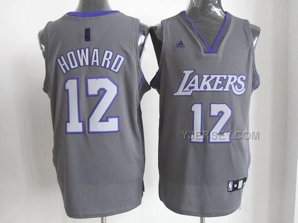 b8f2785d829 Dwight HowardLos Angeles .. Women Los Angeles Lakers 12 Dwight Howard White  Revolution 30 Swingman Jersey ... 12 HOWARD BLACK FASHION ...