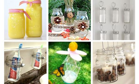Wicked Awesome Uses for Mason Jars