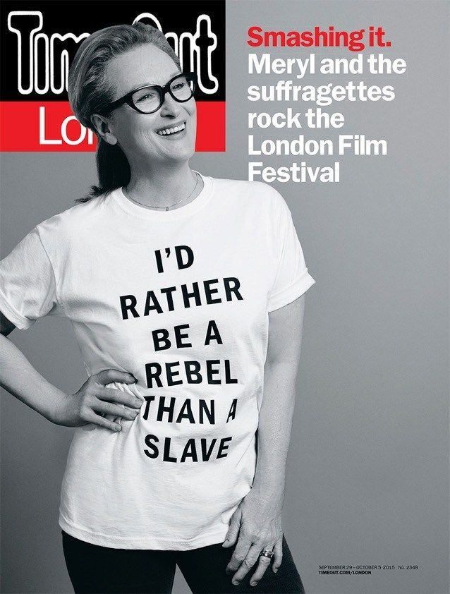 Meryl Streep Made A Rare Misstep In This Offensive T-Shirt