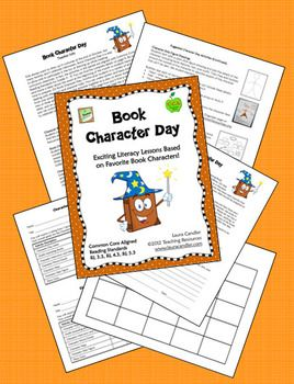 FREE Book Character Day Activities - Great alternative to the traditional Halloween party!: Books Character, Halloween Parties, Classroom Freebies, Language Art, Free Books, Traditional Halloween, Photos Tips, Character Traits, Classroom Ideas