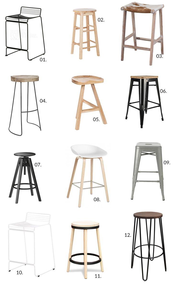 12 Bar Stools - Katrina Chambers | Lifestyle Blogger | Interior Design Blogger Australia