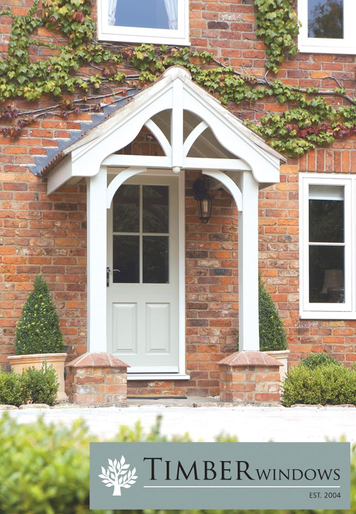 Make a great first impression with our long lasting doors from Timber Windows