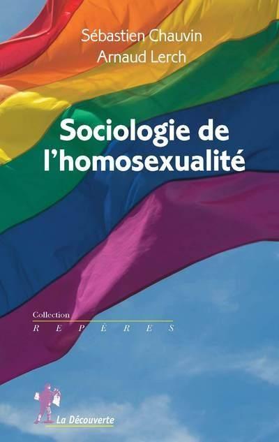 Sociologie de l'homosexualité de Sébastien Chauvin 10 € à la Fnac