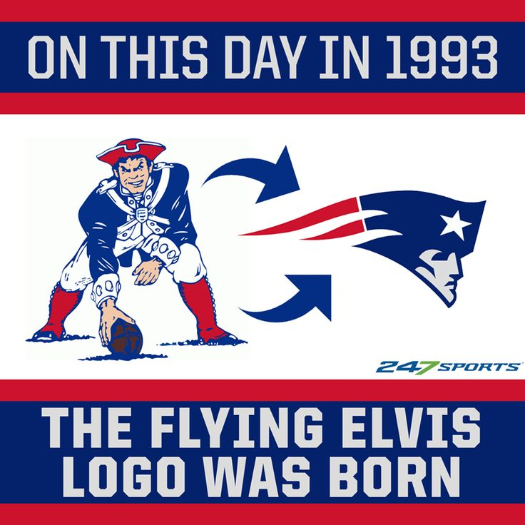 3/31/17 The face of the New England Patriots changed forever 24 years ago today.