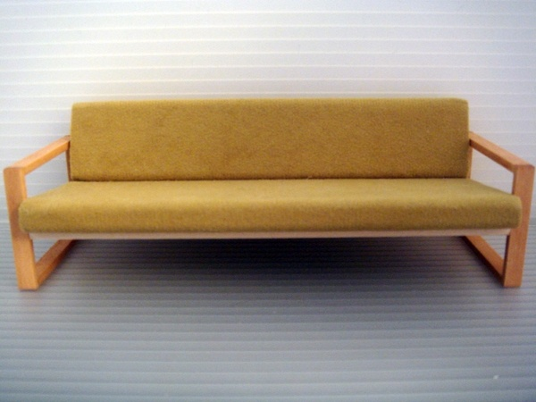 *NEW* FRAME SOFA. by mini modernistas. this is mine. i will build the house around it.