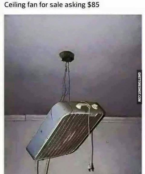 Ghetto fan for sale | pinterest: @xpiink ♚
